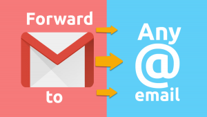 e-mail forwarding
